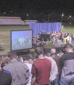 Overdrive Productions, Inc. would like to be a part of your next Church Revival or Stadium Crusade