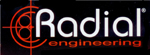 Overdrive Productions Inc. is an Authorized Dealer for Radial Engineering, the best in Direct Boxes and more.