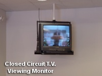 Closed Circuite TV Viewing Monitor